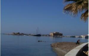 world heritage Paphos Cyprus