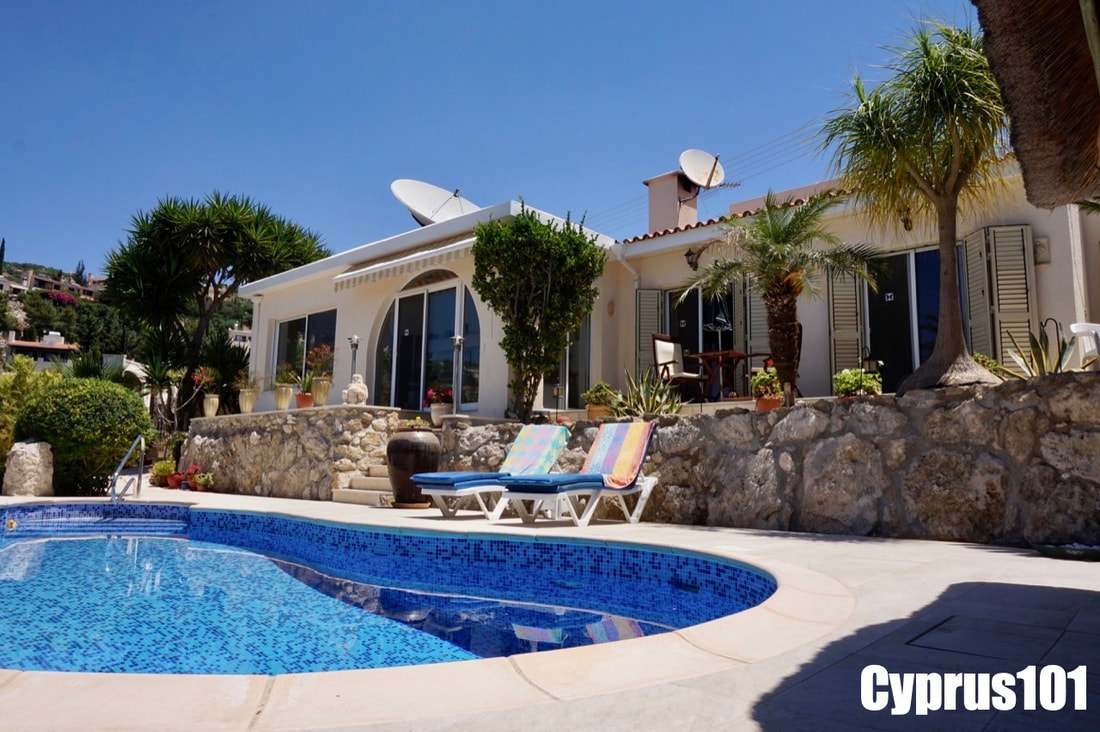 Kamares Bungalow for sale in Paphos Cyprus