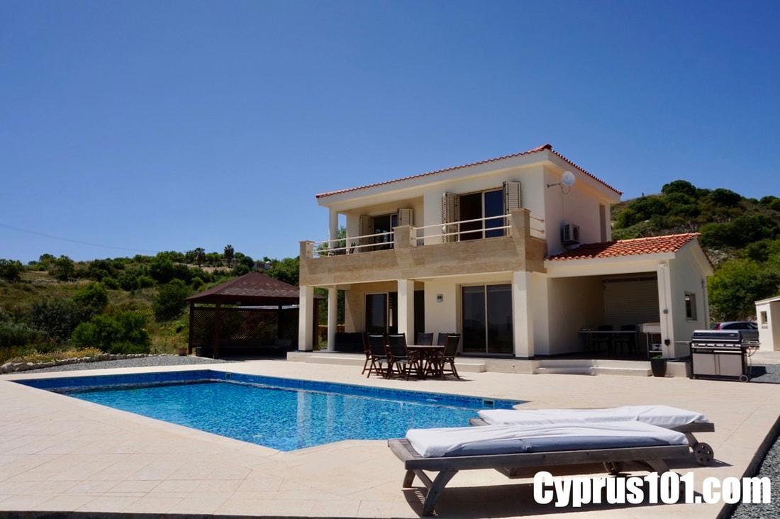 Episkopi Villa for Sale Paphos Cyprus