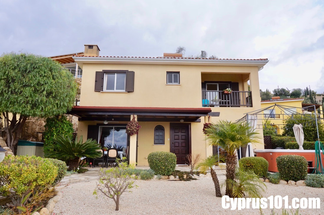 Kamares Villa for Sale in Paphos Cyprus
