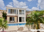 Peyia detached villa with magnificent sea & mountain views