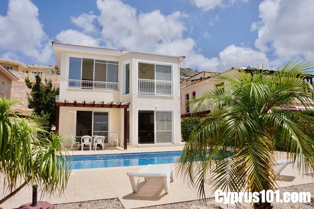 Peyia Villa for sale Paphos Cyprus