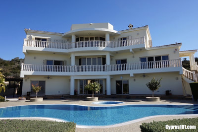 Agios Georgios Luxury Villa for sale Paphos
