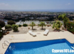3- Peyia detached villa with magnificent sea & mountain views