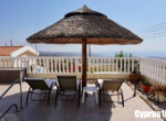 4- Bungalow with Spectacular Panoramic Views, Peyia - MLS 889