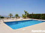 7- Peyia detached villa with magnificent sea & mountain views