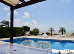 8- Peyia detached villa with magnificent sea & mountain views