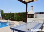 9- Peyia detached villa with magnificent sea & mountain views