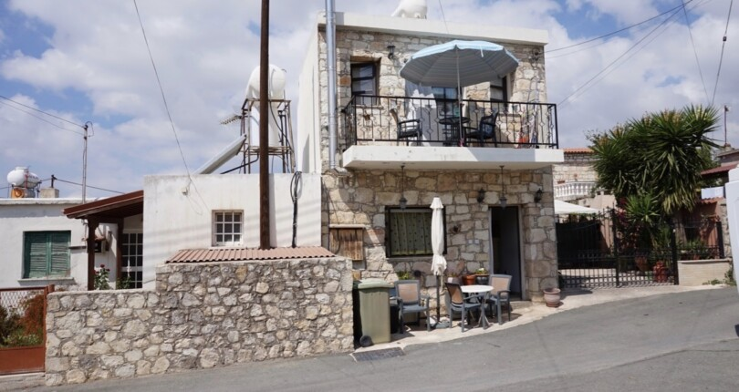 Stone House For Sale in Agios Demetrianos, Paphos District