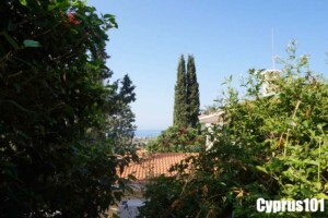 Ground floor Chloraka apartment for sale
