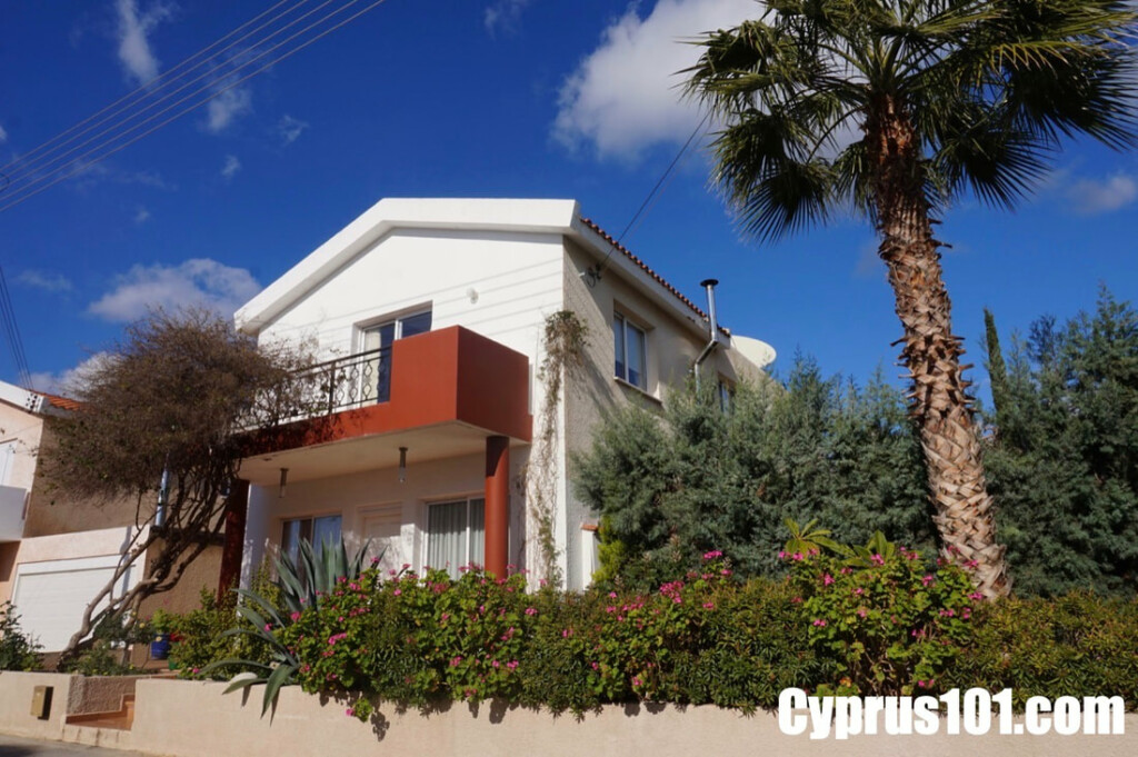 Mesogi Paphos Cyprus Villa for sale