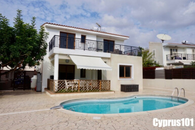 1 - Tremithousa Paphos villa for sale - MLS 907