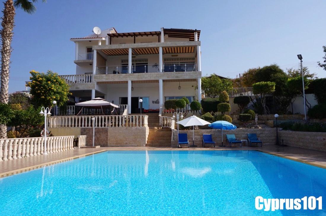 Luxury Villa in Paphos