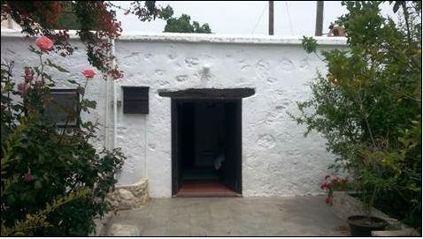 Mesa Chorio bungalow