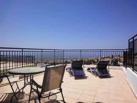 Peyia Cyprus Apartment with Sea Views