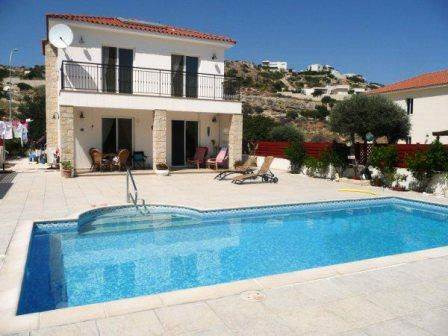 Price Reduced on Villa in Pissouri