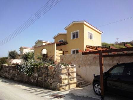 Stroumbi property near golf in Paphos for sale
