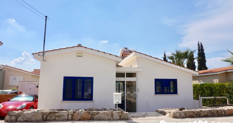 Bungalow For Sale in Tremithousa, Paphos