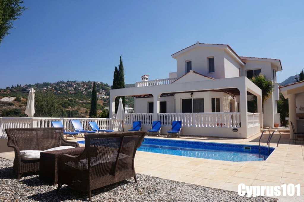 mls-875 Tala villa for sale in Paphos Cyprus