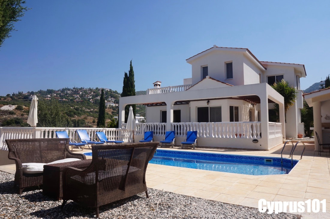 mls-875 Tala villa for sale in Paphos Cyprus