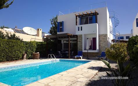 Modern Villa for Sale in Peyia – Cyprus – New on the Market