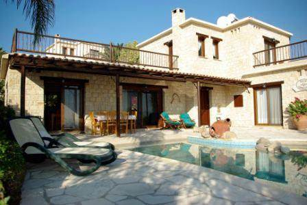 Peyia Traditional Stone Villa in Paphos