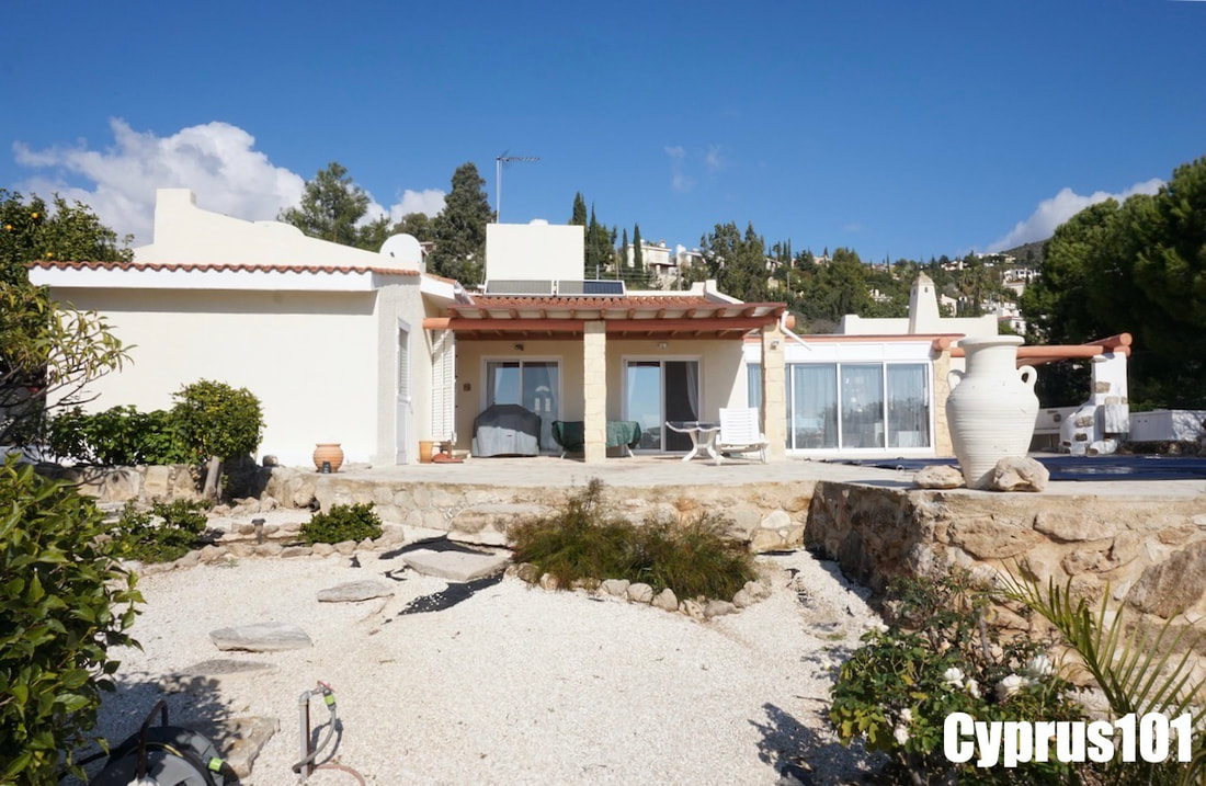 Kamares Bungalow for sale Cyprus