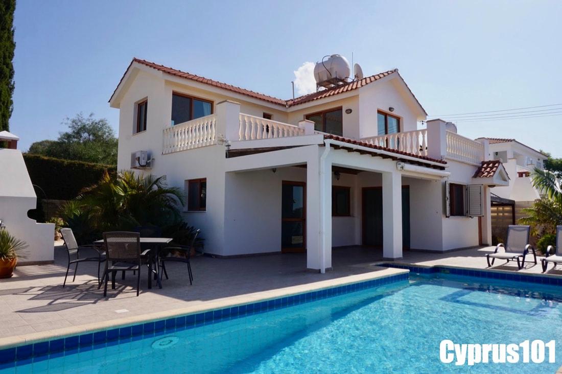 Peyia Villa for sale Paphos