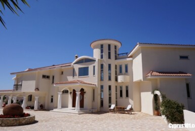 Tremithousa Luxury Villa