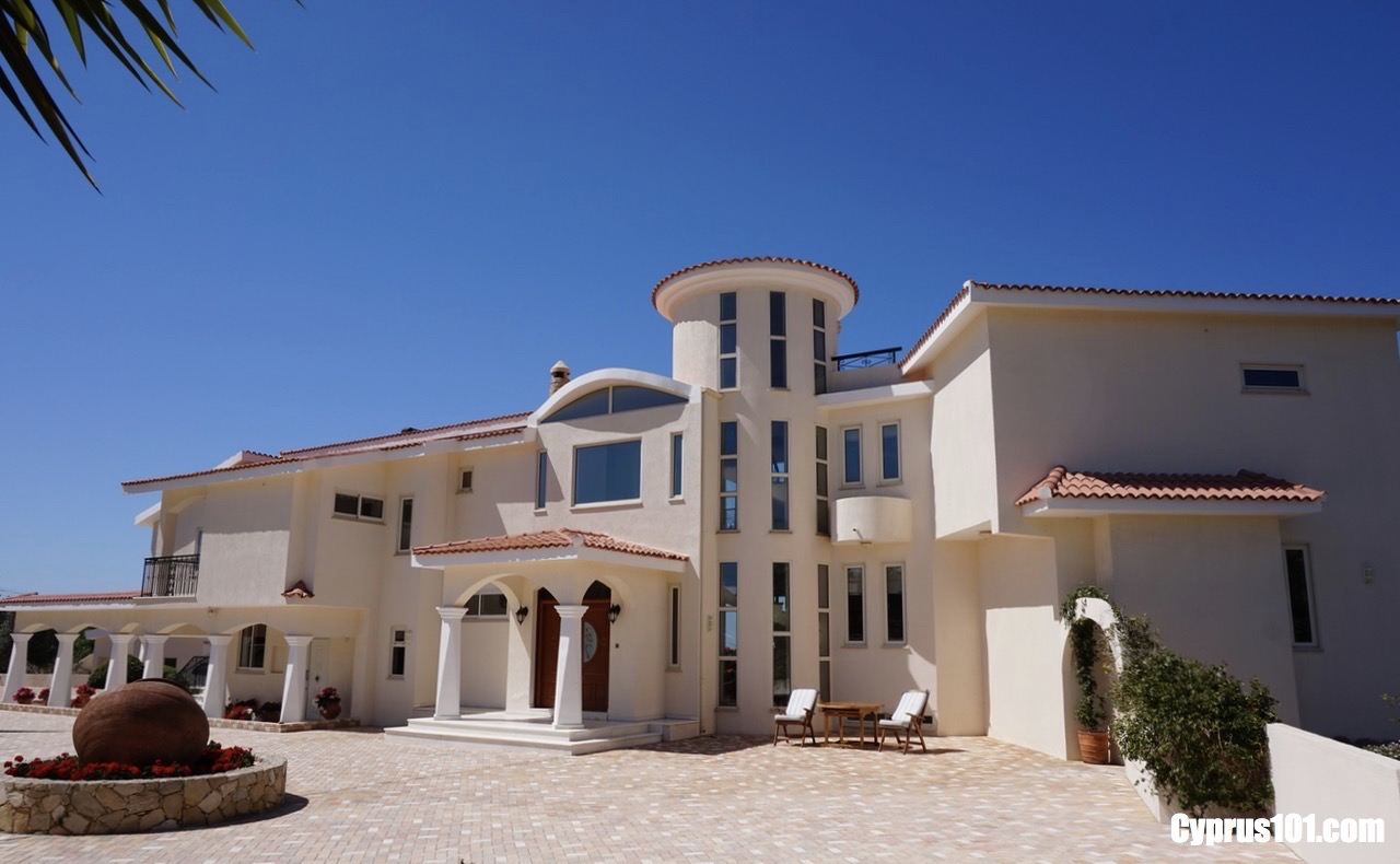 Selling Luxury Properties in Paphos, Cyprus