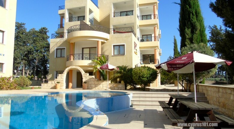 Just Listed – Kato Paphos Apartment For Sale