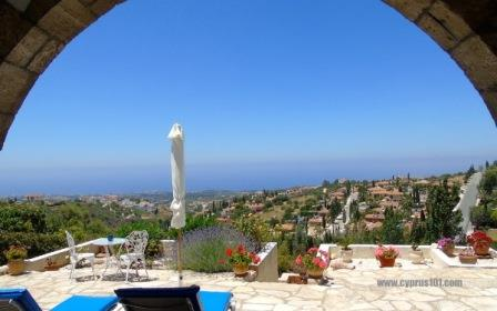 Kamares Villa in Paphos Cyprus for sale
