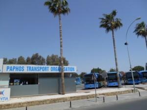 Kato Paphos Bus Station