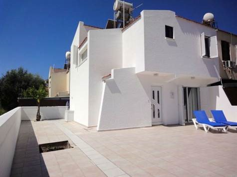 Price dropped on Kato Paphos Semi-Detached Villa