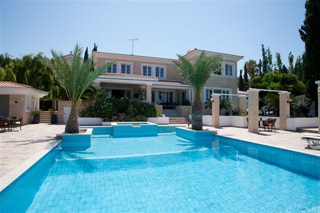 Stroumbi, Paphos Luxury Villa for sale