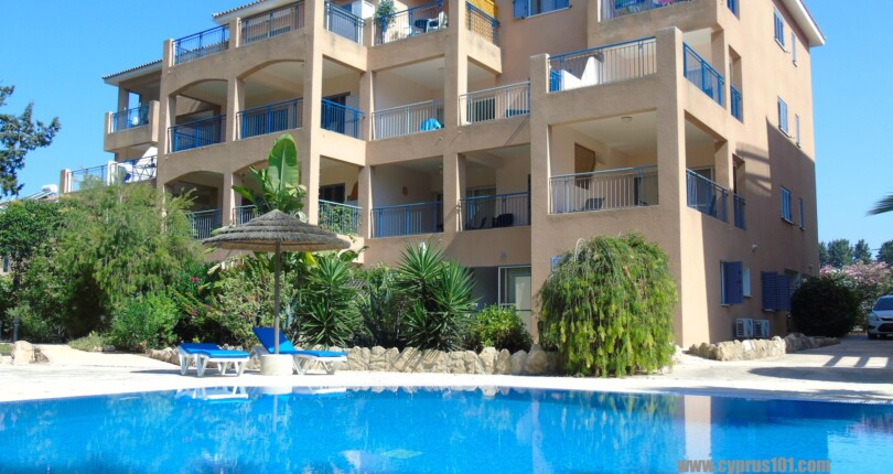 Kato Paphos Apartment For Sale in Paradise