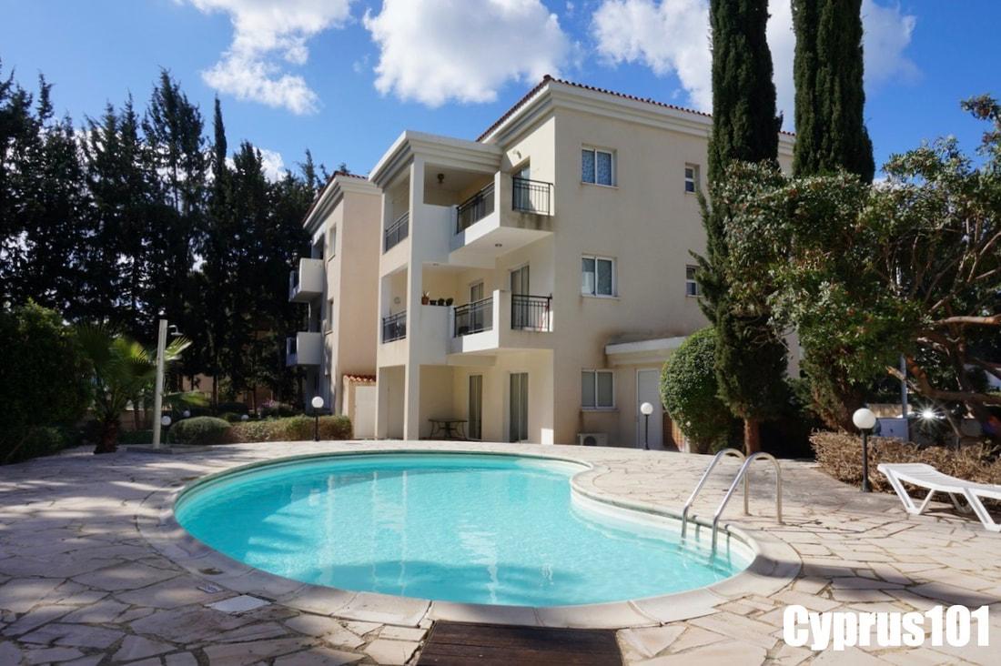 Kato Paphos Apartment for sale 923