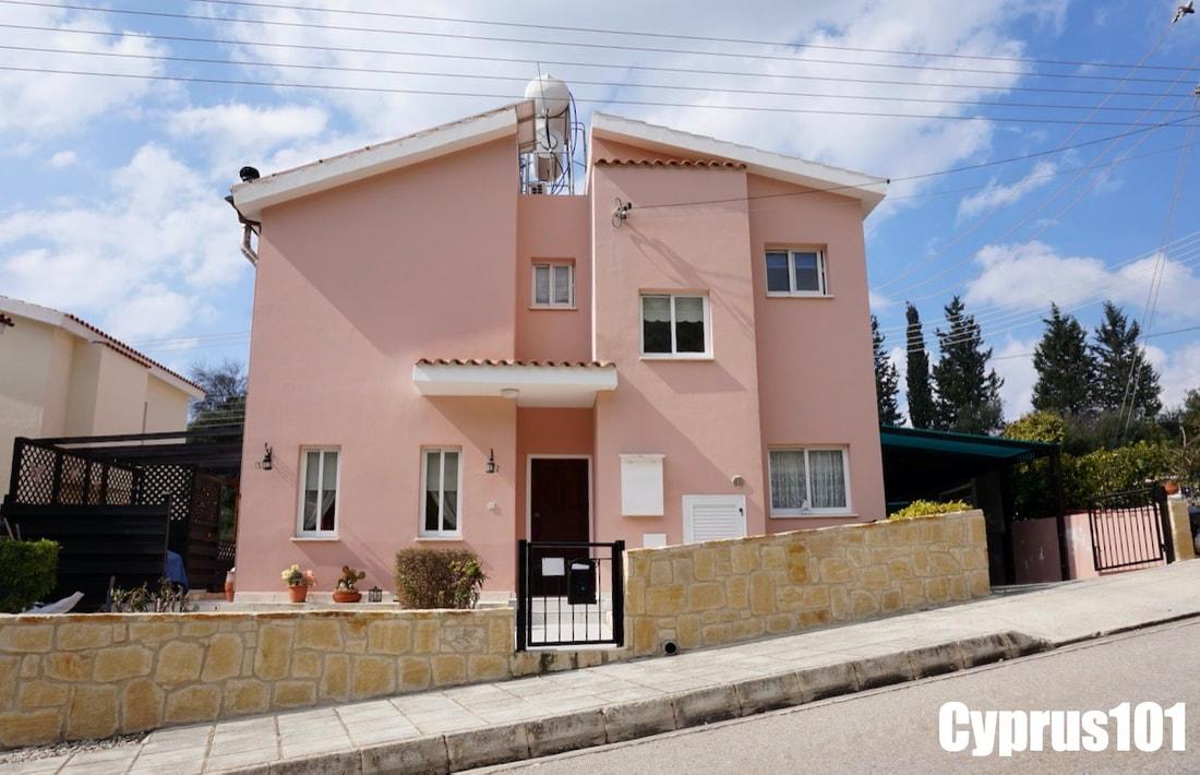 Tala Villa in Paphos Cyprus 924