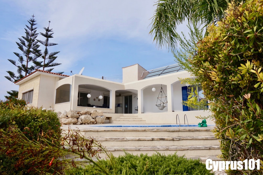 Peyia Bungalow for Sale Paphos - 898