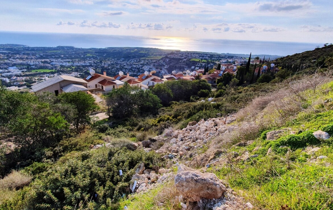 Peyia Plot Land for sale