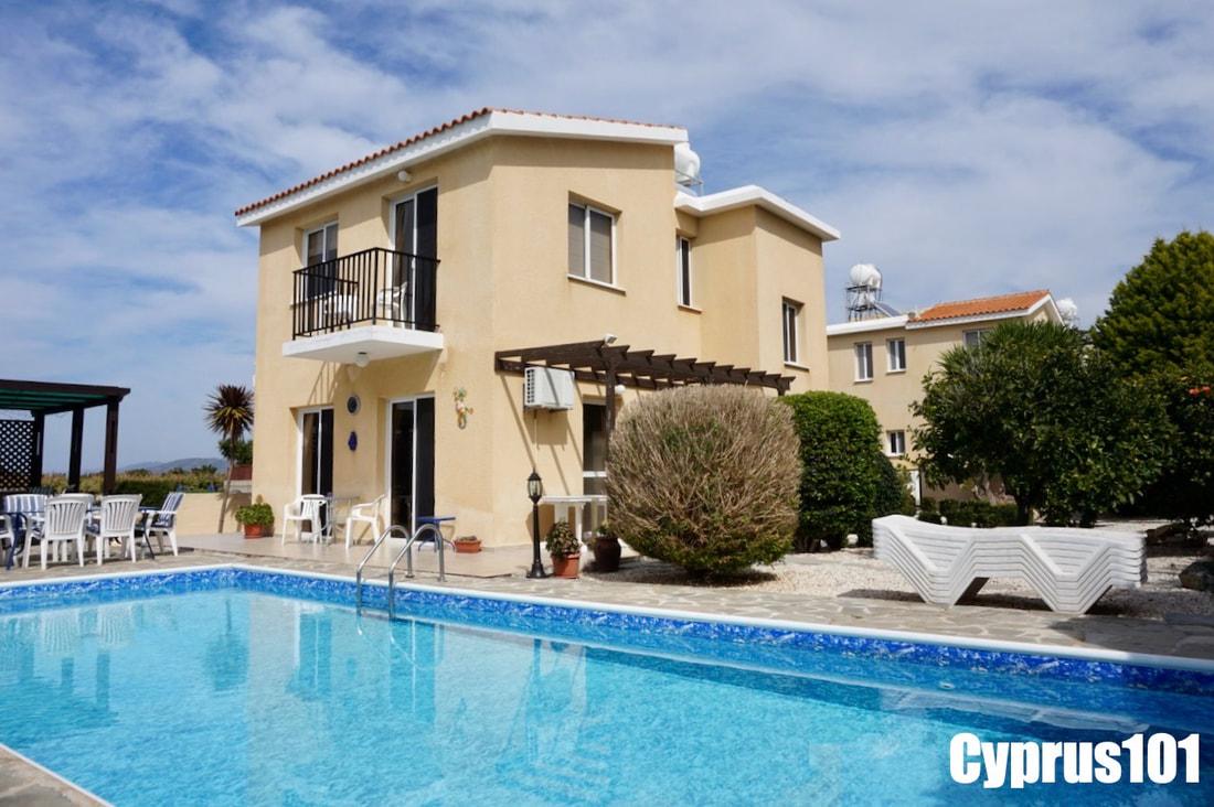 Agios Georgios Villa Paphos Cyprus
