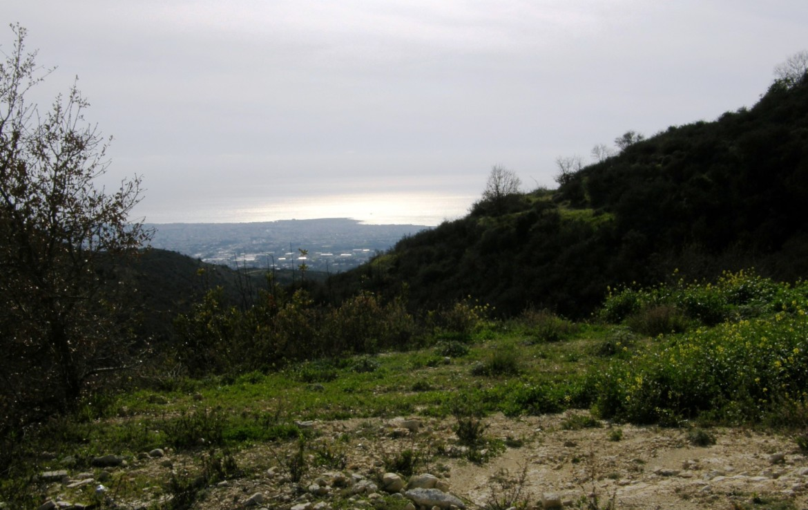 Tsada Paphos Plot for sale