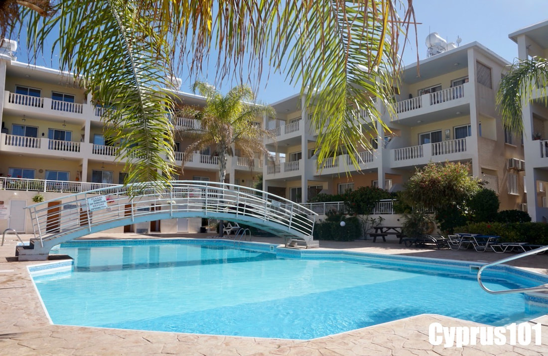 Kato Paphos apartment for sale