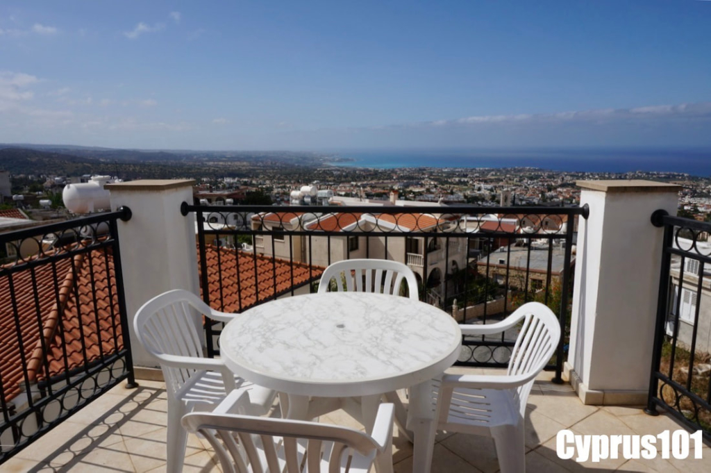Peyia Apartment - Paphos Cyprus