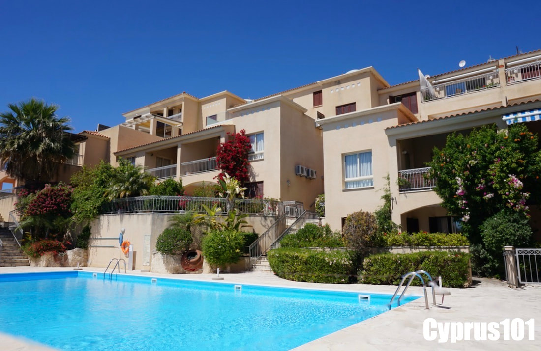 Tala Townhouse Paphos Cyprus