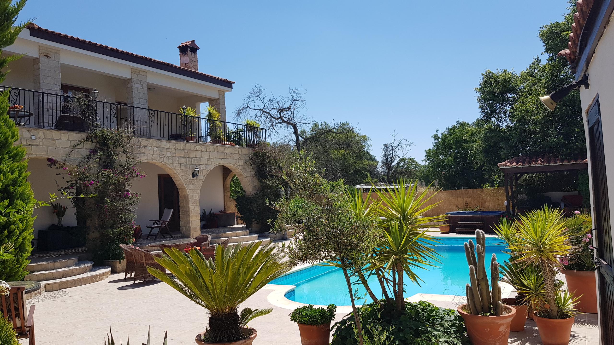 Polemi Villa Ppahos Cyprus