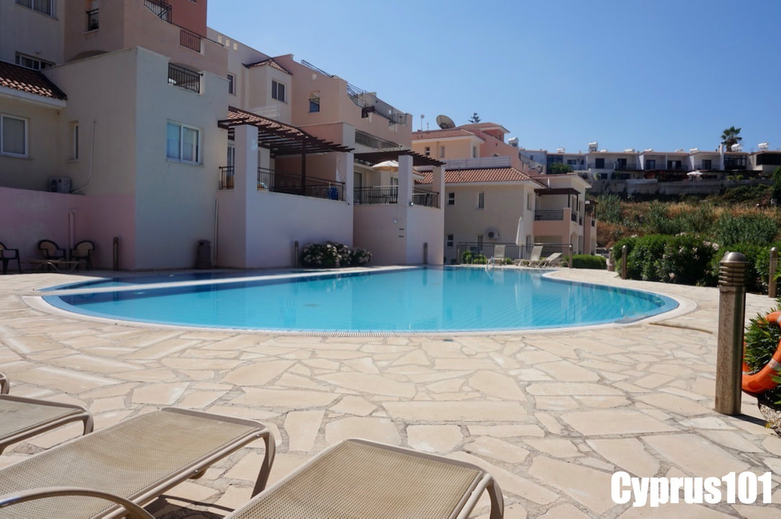 Chloraka Apartment for sale Paphos #940