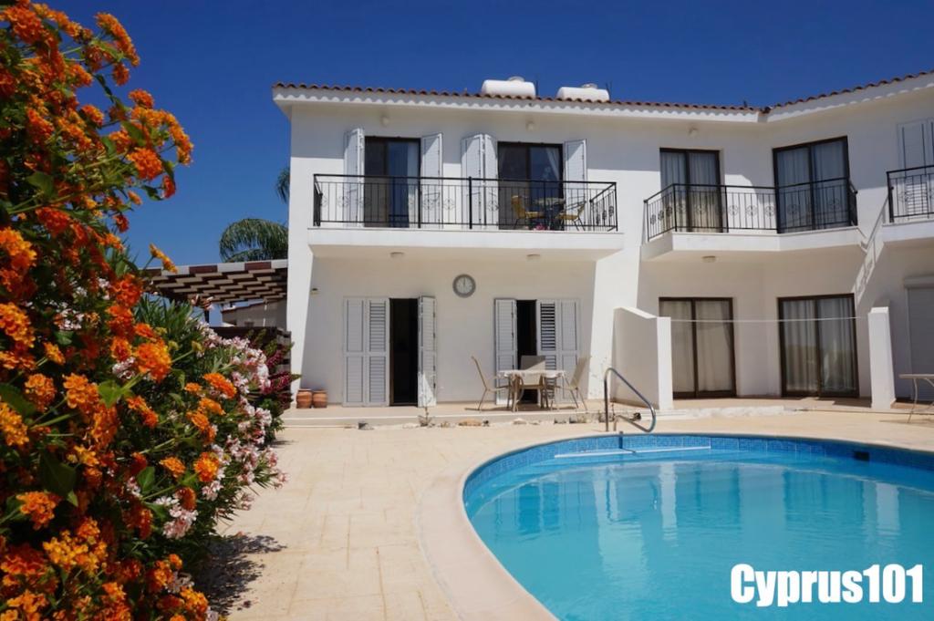 Emba townhouse Paphos #943