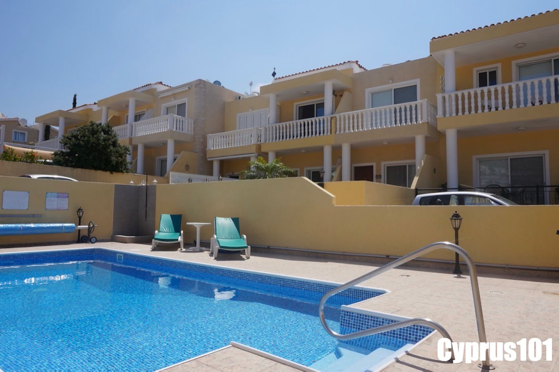 Peyia townhouse for sale Paphos - Cyprus101