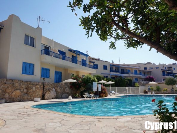 Chloraka Paphos Apartment for Sale #951